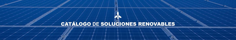 Catalogo soluciones renovables Termoburgos